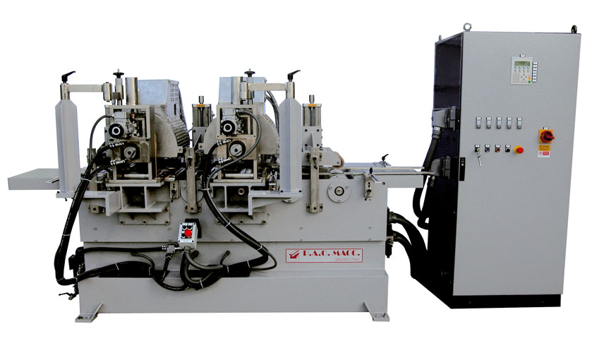 TWO HEADS ELECTRICAL HEAT EMBOSSING MACHINE